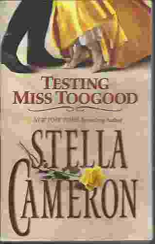 Image for TESTING MISS TOOGOOD
