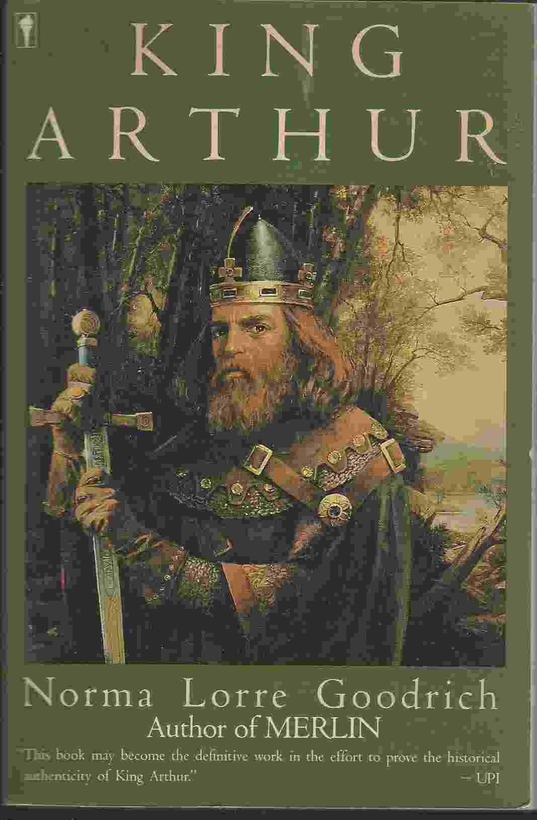 Image for KING ARTHUR