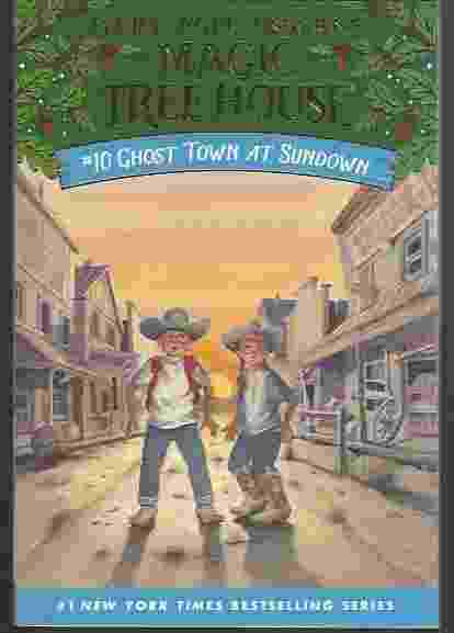 Image for GHOST TOWN AT SUNDOWN