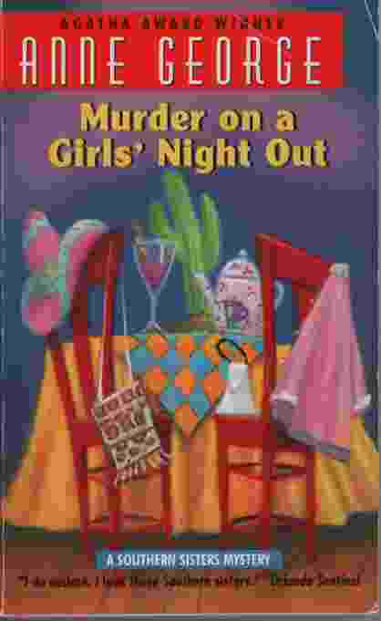 Image for MURDER ON A GIRLS' NIGHT OUT