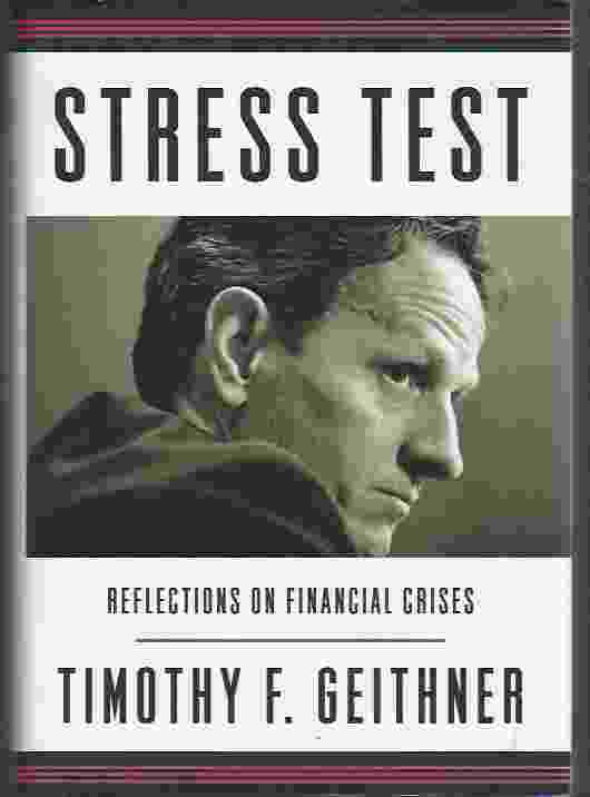 Image for STRESS TEST  Reflections on Financial Crises