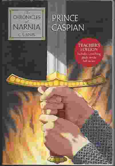 Image for PRINCE CASPIAN, Teacher's edition