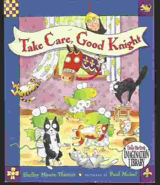 Image for TAKE CARE, GOOD KNIGHT