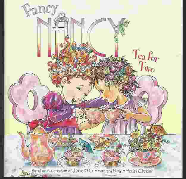Image for FANCY NANCY TEA FOR TWO