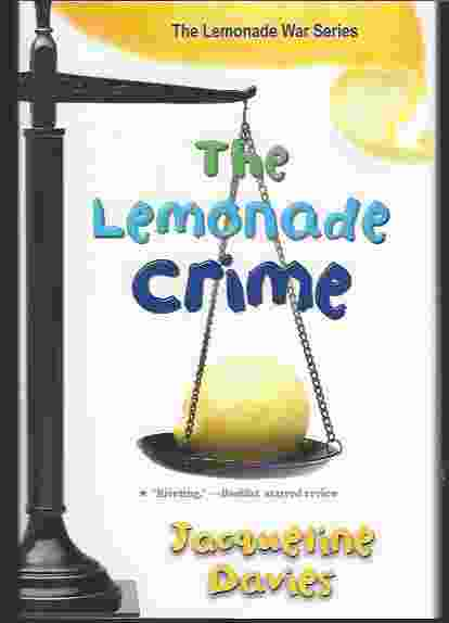Image for THE LEMONADE CRIME