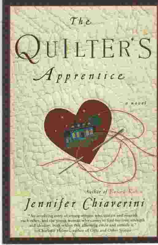 Image for THE QUILTER'S APPRENTICE  A Novel