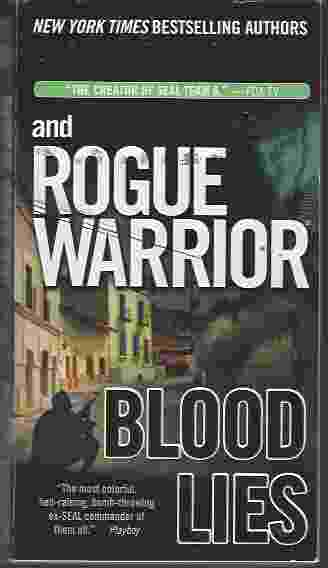 Image for ROGUE WARRIOR: BLOOD LIES [TALL PB]