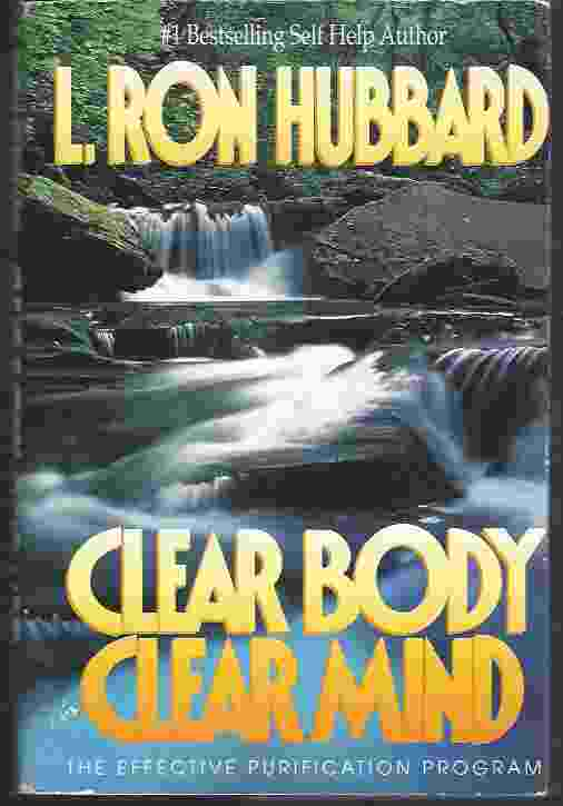 Image for CLEAR BODY, CLEAR MIND