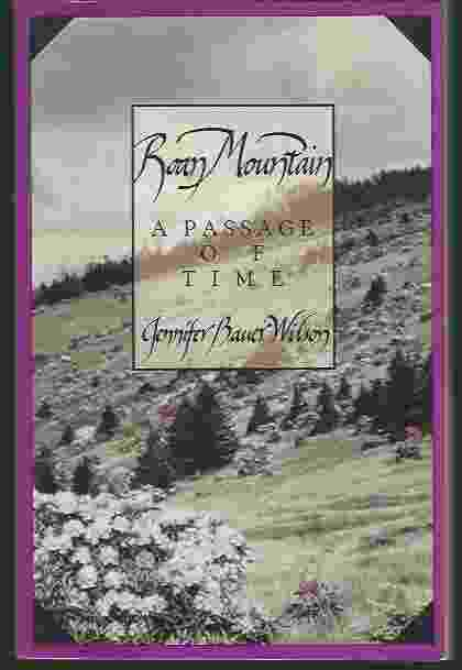 Image for ROAN MOUNTAIN  A Passage of Time