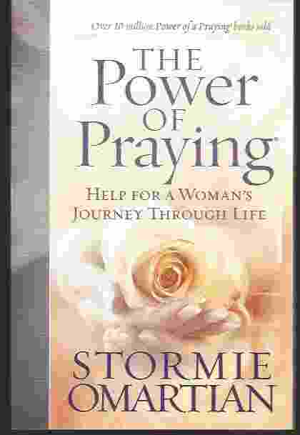 Image for THE POWER OF PRAYING  Help for a Woman's Journey Through Life