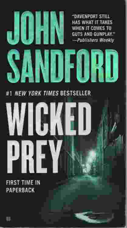 Image for WICKED PREY [TALL PB]