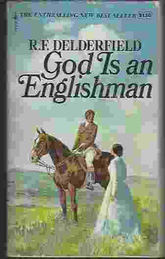 Image for GOD IS AN ENGLISHMAN