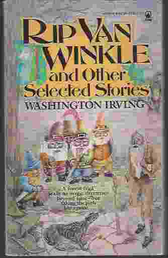 Image for RIP VAN WINKLE AND OTHER SELECTED STORIES