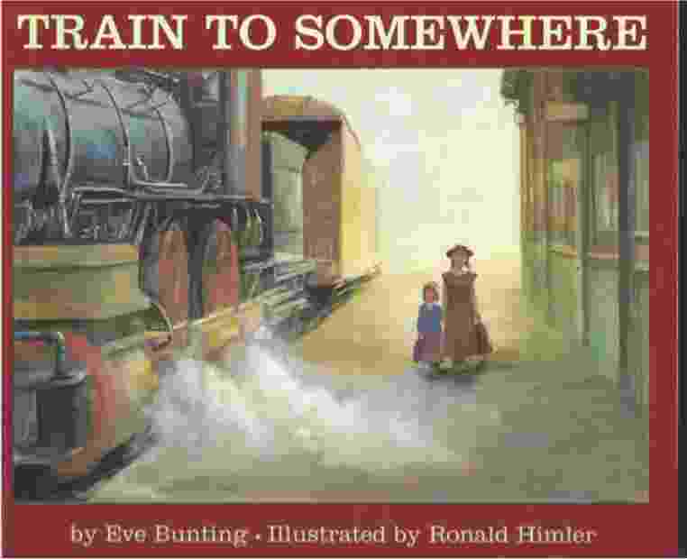 Image for TRAIN TO SOMEWHERE