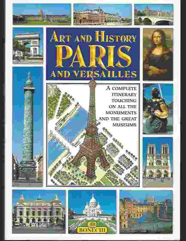 Image for ART & HISTORY OF PARIS AND VERSAILLES