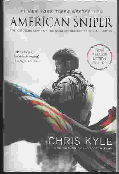 Image for AMERICAN SNIPER [MOVIE TIE-IN EDITION]