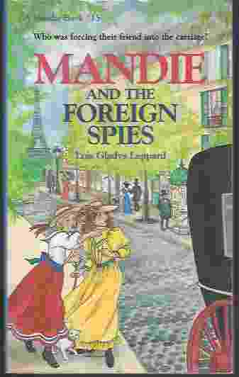 Image for MANDIE AND THE FOREIGN SPIES