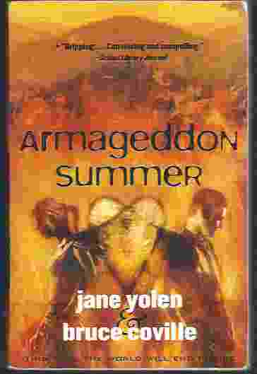 Image for ARMAGEDDON SUMMER