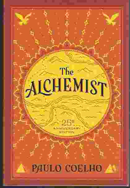 Image for THE ALCHEMIST, 25TH ANNIVERSARY EDITION