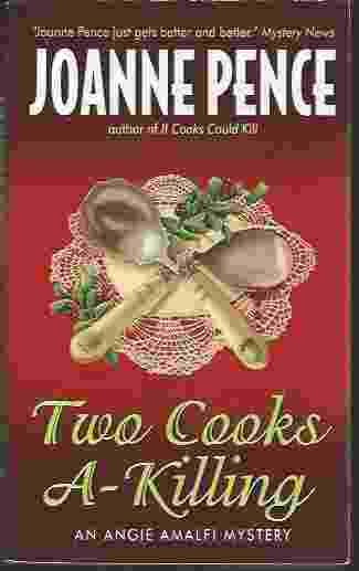 Image for TWO COOKS A-KILLING