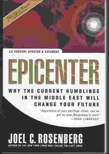 Image for EPICENTER 2.0  Why the Current Rumblings in the Middle East Will Change Your Future