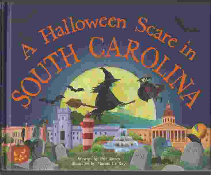 Image for A HALLOWEEN SCARE IN SOUTH CAROLINA