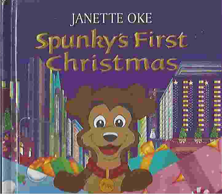 Image for SPUNKY'S FIRST CHRISTMAS