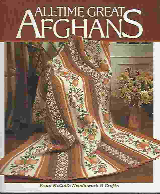 Image for ALL-TIME GREAT AFGHANS  50 Projects to Crochet and Knit
