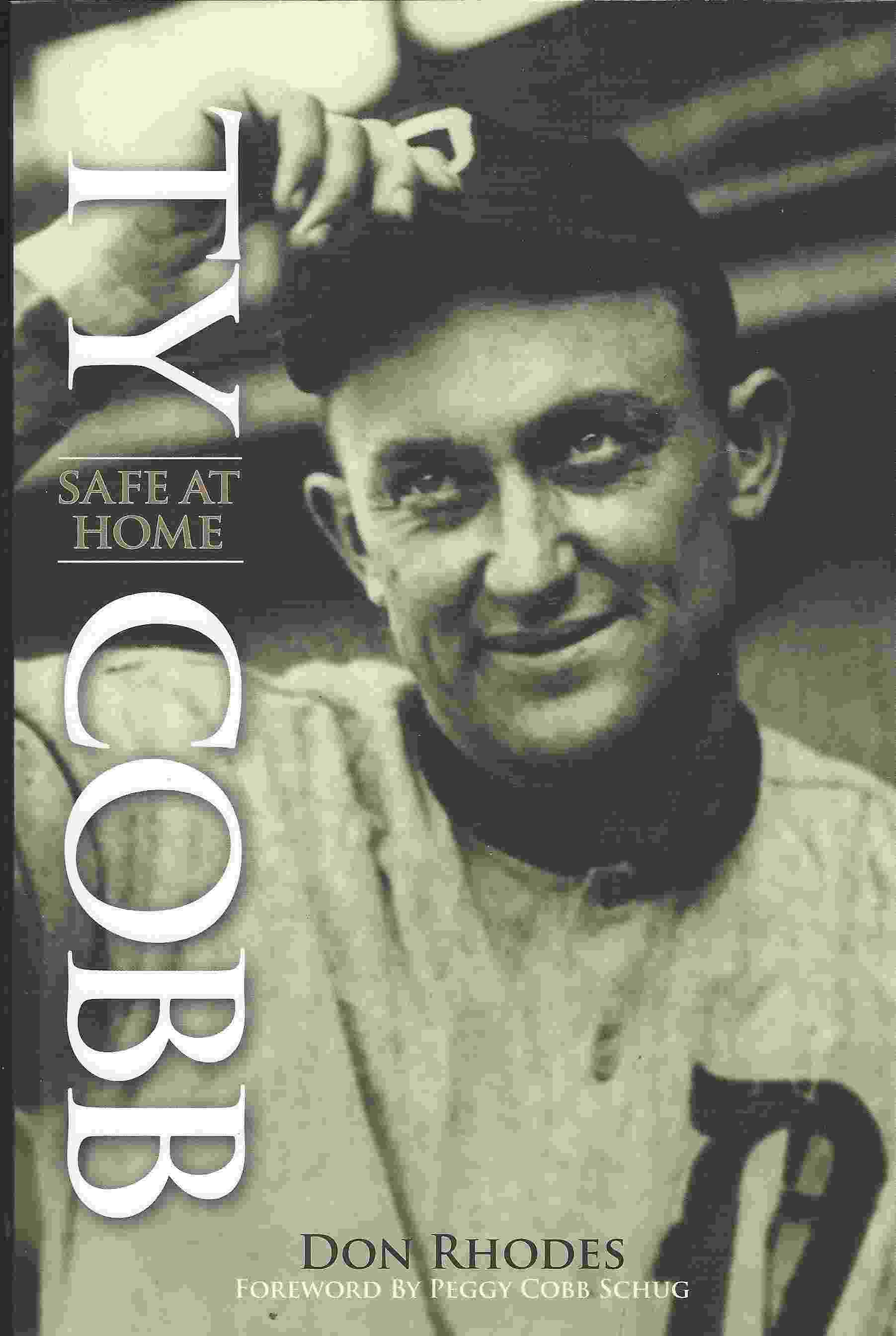 Image for TY COBB  Safe At Home