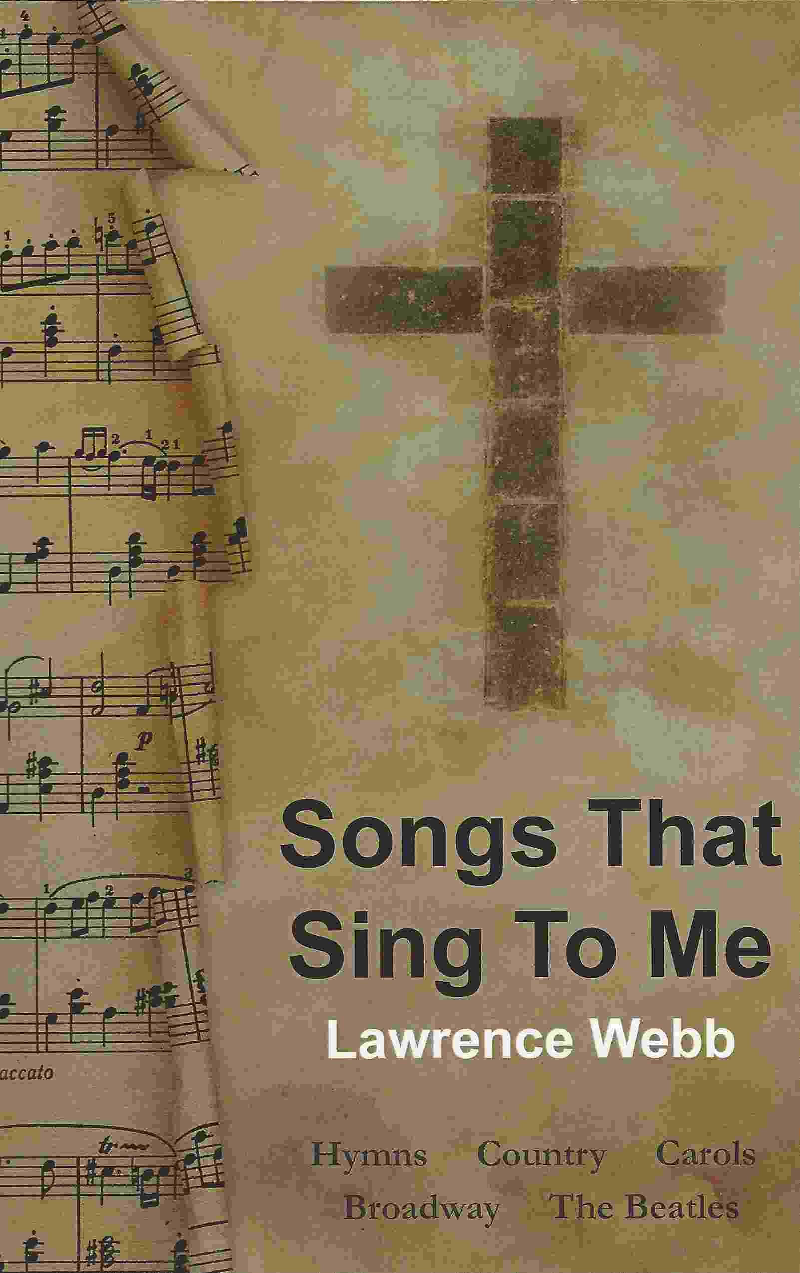 Image for SONGS THAT SING TO ME