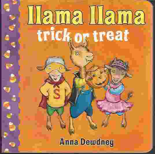 Image for LLAMA LLAMA TRICK OR TREAT