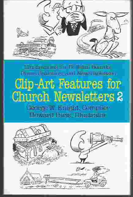 Image for CLIP-ART FEATURES FOR CHURCH NEWSLETTERS, NO 2