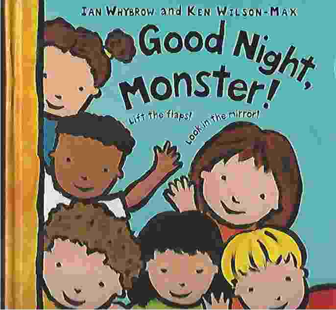 Image for GOOD NIGHT, MONSTER!