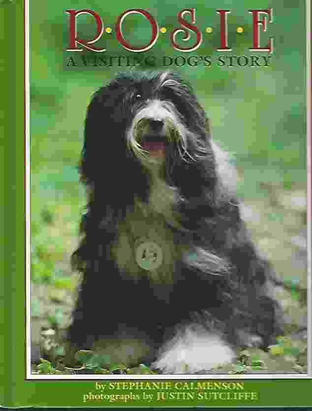 Image for ROSIE, A VISITING DOG'S STORY