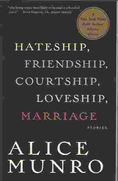 Image for HATESHIP, FRIENDSHIP, COURTSHIP, LOVESHIP, MARRIAGE  Stories