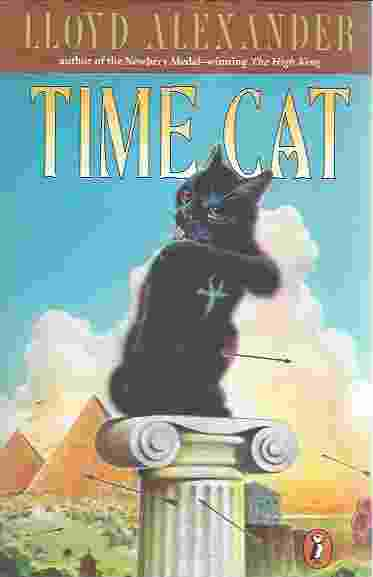 Image for TIME CAT  The Remarkable Journeys of Jason and Gareth