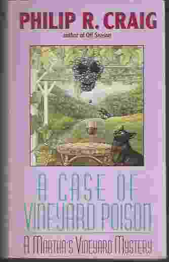 Image for A CASE OF VINEYARD POISON