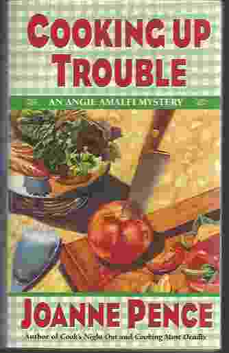 Image for COOKING UP TROUBLE