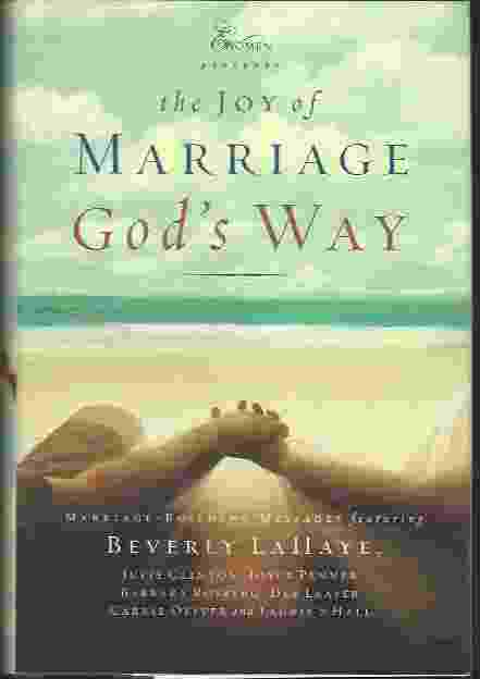 Image for THE JOY OF MARRIAGE GOD'S WAY