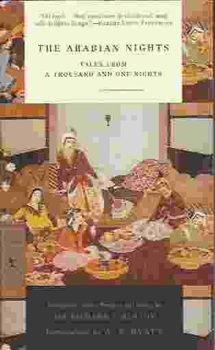 Image for THE ARABIAN NIGHTS  Tales from a Thousand and One Nights