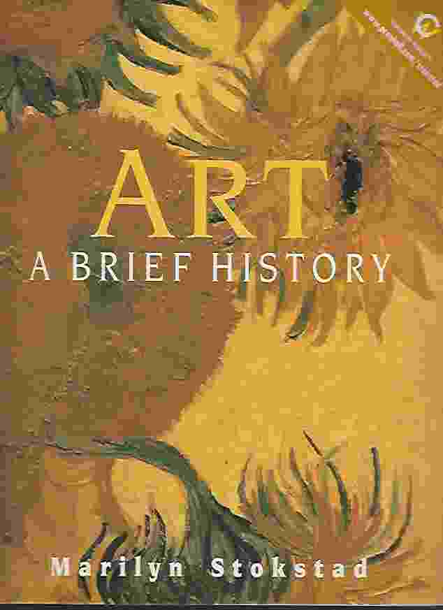 Image for ART, A BRIEF HISTORY