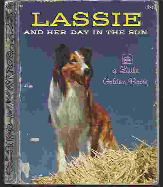 Image for LASSIE AND HER DAY IN THE SUN