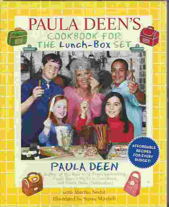 Image for PAULA DEEN'S COOKBOOK FOR THE LUNCH-BOX SET