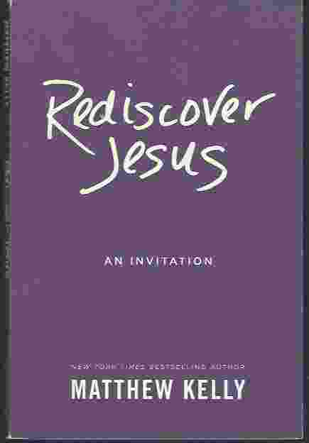 Image for REDISCOVER JESUS