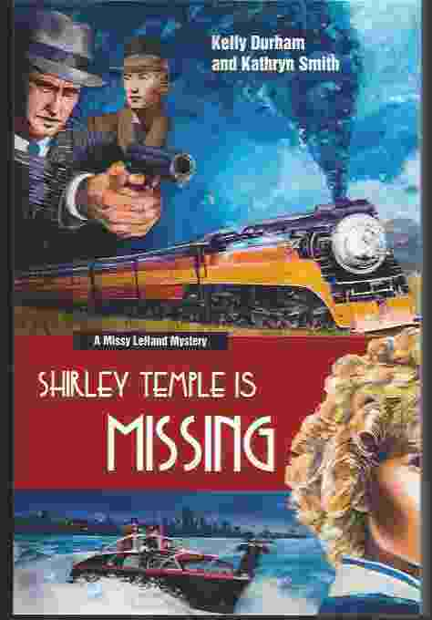 Image for SHIRLEY TEMPLE IS MISSING