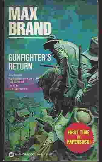 Image for GUNFIGHTER'S RETURN