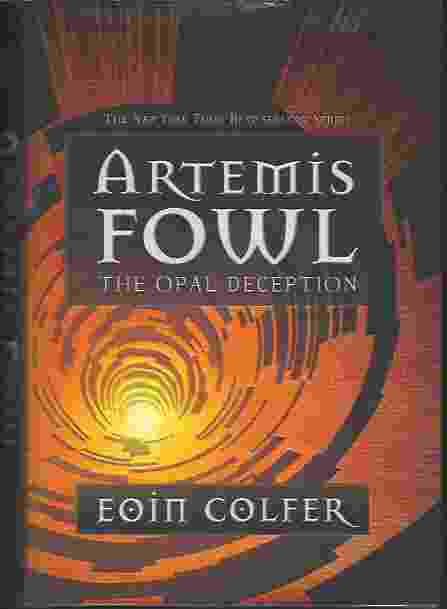 Image for ARTEMIS FOWL: THE OPAL DECEPTION