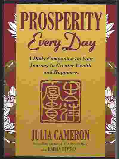 Image for PROSPERITY EVERY DAY  A Daily Companion on Your Journey to Greater Wealth and Happiness