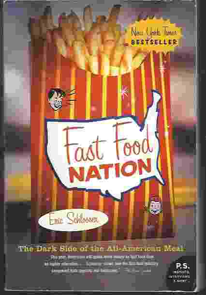 Image for FAST FOOD NATION The Dark Side of the All-American Meal