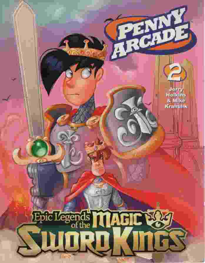 Image for EPIC LEGENDS OF THE MAGIC SWORD KINGS
